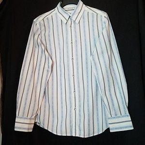 DKNY Jeans Dress Shirt Men's Size S
